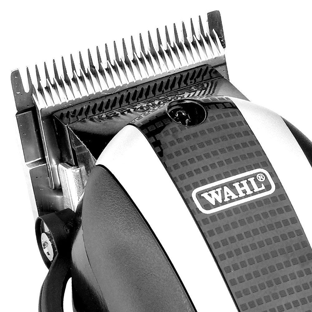 087487ed4 Máquina De Cortar Cabelo Profissional Wahl Icon - V9000. 1