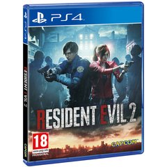 RESIDENT EVIL REMAKE 2 PS4