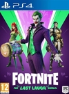 FORTNITE DC THE LAST LAUGH EDITION BUNDLE PS4