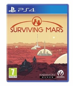 SURVIVING MARS PS4
