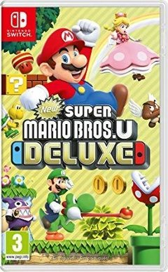 NEW SUPER MARIO BROS DELUXE SWITCH