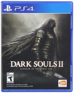 DARK SOUL II PS4