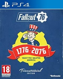FALLOUT 76 TRICENTENAL EDITION