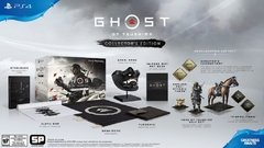 PREVENTA GHOST OF TSUSHIMA PS4 collector edition