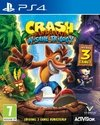 CRASH TRILOGY PS4