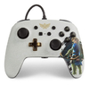 JOYSTICK CON CABLE NINTENDO SWITCH ZELDA BLANCO