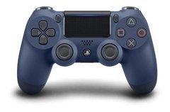 JOYSTICK PS4 AZUL OPACO