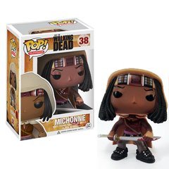 FUNKO POP MICHONNE #38