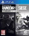 RAINBOW SIX SIEGE PS4 DELUX EDITION
