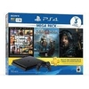 PS4 SLIM 1 TB + 3 JUEGOS + PS PLUS