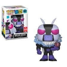 FUNKO POP KILLER MOTH EXC 2018 CONVENTION #647