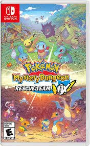 POKEMON MYSTERY DUNGEON SWITCH