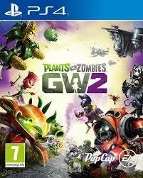 PLANTA VS ZOMBIES 2 PS4