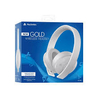 AURICULARES GOLD BLANCO