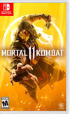 Mortal Kombat 11 switch