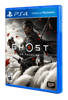 GHOST OF TSUSHIMA PS4 STANDAR
