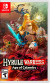 PREVENTA ZELDA HYRULE WARRIORS AGE OF CALAMITY SWITCH