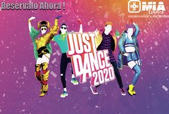 JUST DANCE 20 PS4