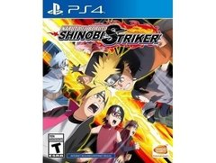 NARUTO SHINOBI STRIKER PS4