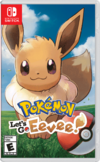 POKEMON LGO EVEE SW