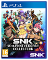 SNK 40TH ANNIVERSARY PS4