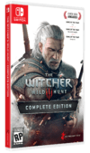 THE WITCHER 3 COMPLETE EDITION NINTENDO SWITCH