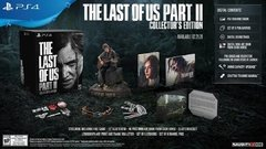 THE LAST OF US PART 2 COLLECTOR EDITION
