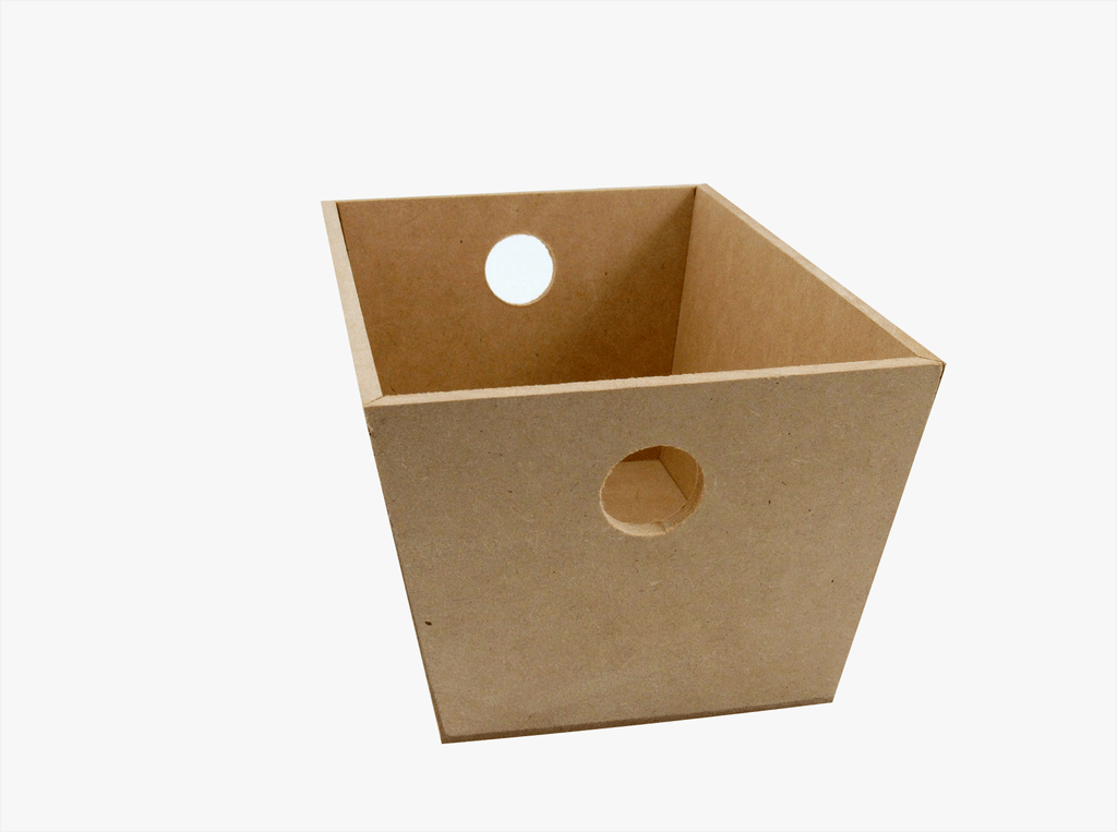 Porta productos recto chico