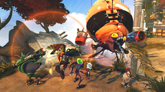 Ratchet and Clank: All 4 One en internet