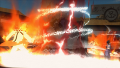 NARUTO Ultimate Ninja STORM Revolution en internet