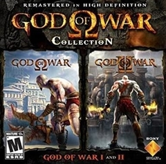 God of War Collection 1 + 2