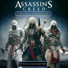 Assassin's Creed Collection 5 en 1