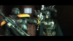 Injustice Gods Among Us en internet