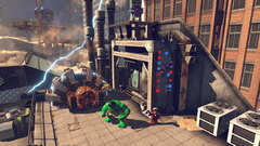 LEGO Marvel Super Heroes en internet