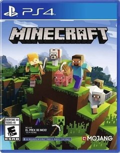 MINECRAFT PAQUETE INICIAL