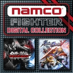 NAMCO Fighter Collection