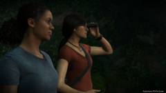 UNCHARTED THE LOST LEGACY en internet
