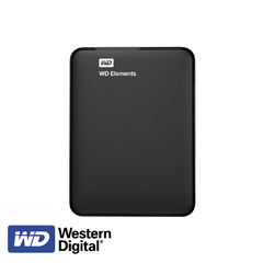 WESTERN DIGITAL HD 2TB USB ELEMENTS