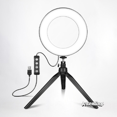 ARO LED PROFESIONAL MAQUILLAJE