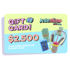 GIFT CARD $ 2500