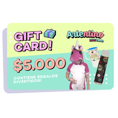 GIFT CARD $ 5000