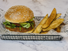 CHICKEN & GINGER BURGER - comprar online