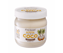 GOD BLESS YOU ACEITE DE COCO NEUTRO