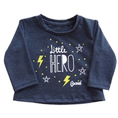 Remera Little Hero