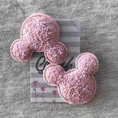 Set de pico minnie rosa