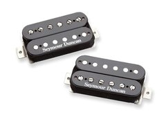 Seymour Duncan SH-2/ SH-4 Hot Rodded Set Negro