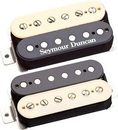 Seymour Duncan SH-2/ SH-4 Hot Rodded Set Zebra