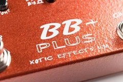 Xotic BB Plus Overdrive - comprar online