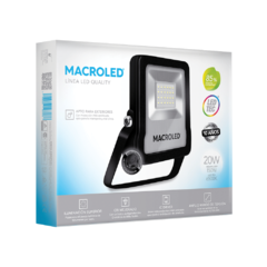 REFLECTOR LED 20W MACROLED en internet