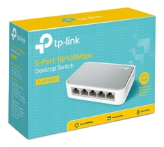 Switch TP-Link 5p TL-SF1005D 10/100Mbps